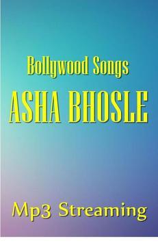 ASHA BHOSLE Songs poster