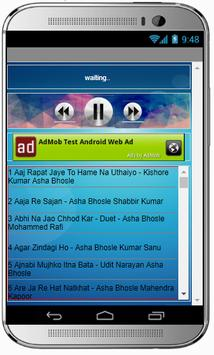 ASHA BHOSLE Songs screenshot 1
