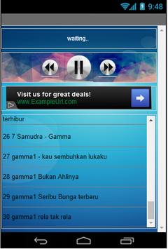 Lagu GAMMA 1 Terbaru - Jomblo Happy apk screenshot