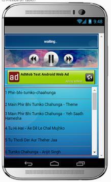 Phir Bhi Tumko - Ost.Half Girlfriend screenshot 1