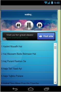 Old Songs MOHAMMED RAFI screenshot 2