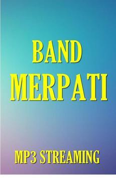 Lagu MERPATI BAND Lengkap poster