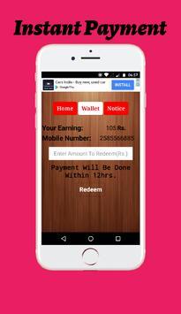ePaisa- Your Unlimited Free Paytm Wallet screenshot 2