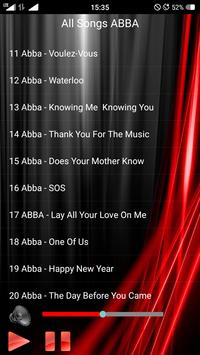 All Songs ABBA apk screenshot