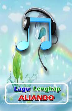 Lagu ALIANDO SYARIEF poster