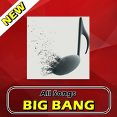All Songs BIG BANG icon