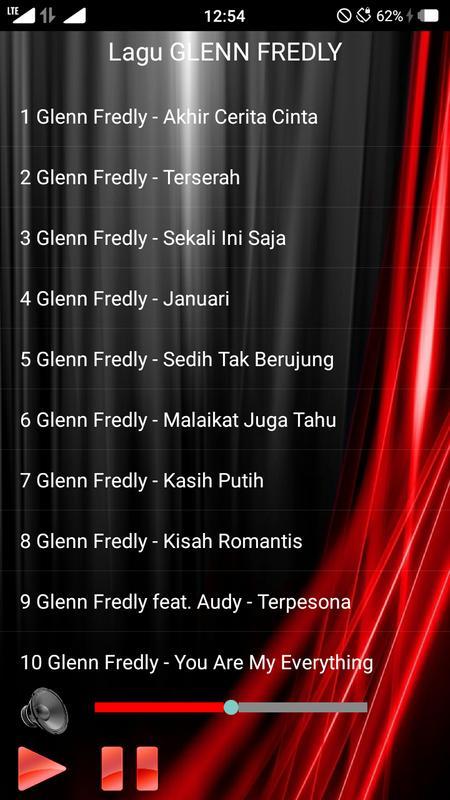 Lagu glenn fredly for android apk download.