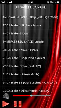 All Songs DJ SNAKE screenshot 3