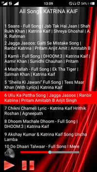 All Songs KATRINA KAIF apk screenshot