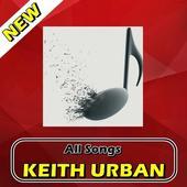 KEITH URBAN Songs icon