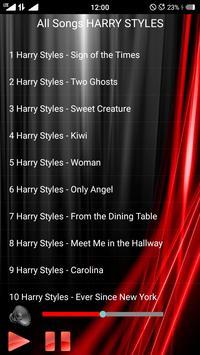 All Songs HARRY STYLES screenshot 1