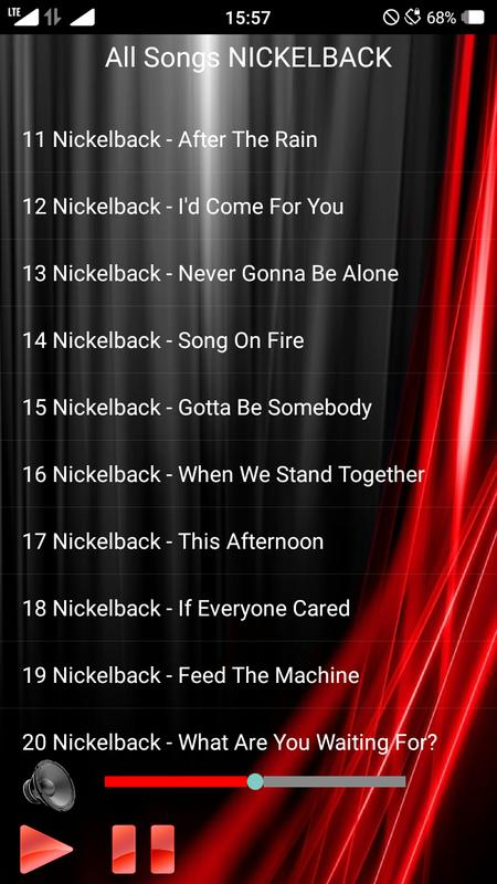 Free song download: nickelback's new