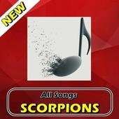 All Songs SCORPIONS icon