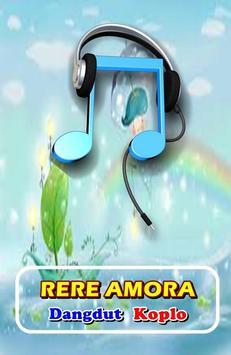 Lagu Dangdut Koplo RERE AMORA apk screenshot