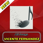 All Songs VICENTE FERNANDEZ icon