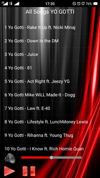 All Songs YO GOTTI screenshot 1