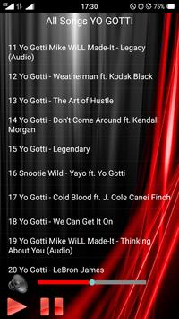 All Songs YO GOTTI screenshot 2