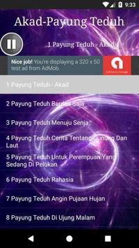 Payung Teduh - Akad screenshot 1