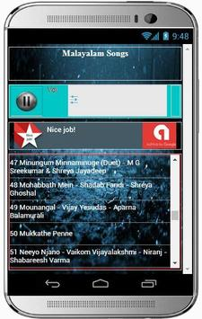 MALAYALAM Super Hit Songs apk screenshot