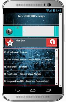 K.S. CHITHRA Super Hit Songs apk screenshot