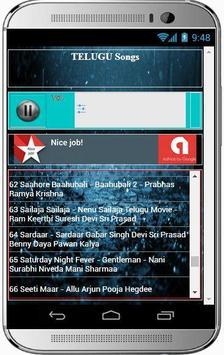 TELUGU Super Hit Songs apk screenshot