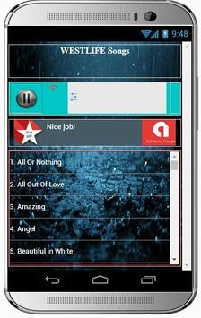 WESTLIFE Full Songs screenshot 1