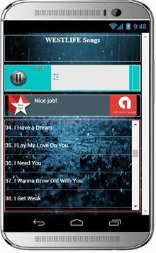 WESTLIFE Full Songs screenshot 2