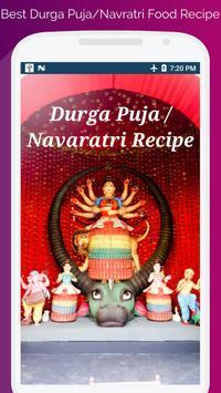 Durga Puja & Navratri Festival Food Recipe poster