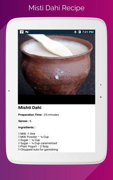 Durga Puja & Navratri Festival Food Recipe screenshot 10
