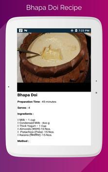 Durga Puja & Navratri Festival Food Recipe screenshot 13