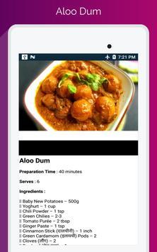 Durga Puja & Navratri Festival Food Recipe screenshot 18