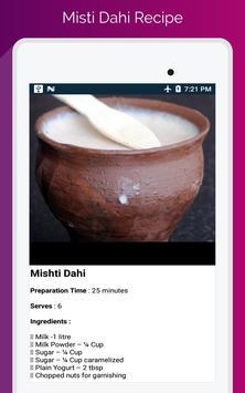 Durga Puja & Navratri Festival Food Recipe screenshot 20