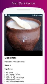 Durga Puja & Navratri Festival Food Recipe screenshot 4