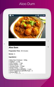 Durga Puja & Navratri Festival Food Recipe screenshot 8