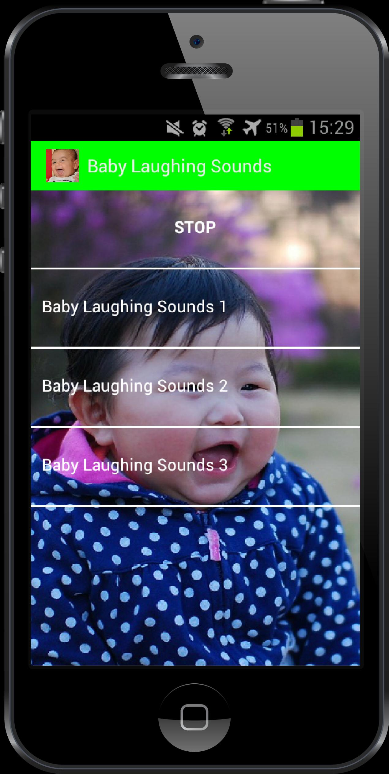 Baby Laughing Sounds for Android - APK Download