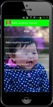 Baby Laughing Sounds screenshot 1