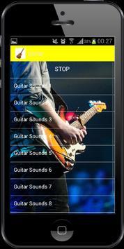 Guitar Sounds apk screenshot