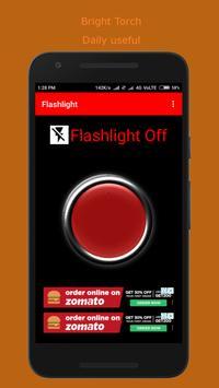 Flashlight - Super Bright Torch screenshot 7