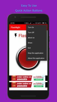 Flashlight - Super Bright Torch screenshot 4