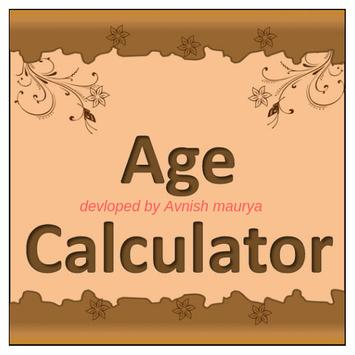 Age calculator maurya poster