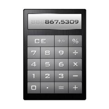 Calculator simple screenshot 1
