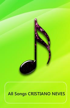 All song Cristiano Neves poster