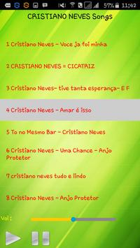 All song Cristiano Neves screenshot 2