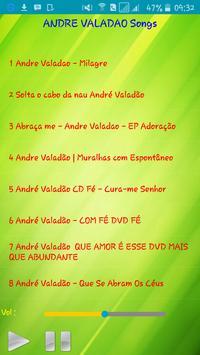 All song Andre Valadao screenshot 1