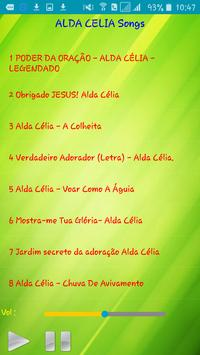 All song ALDA CÉLIA apk screenshot
