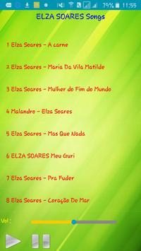Elza Soares Songs apk screenshot