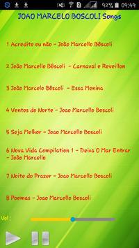 All song Joao Marcello Boscoli apk screenshot