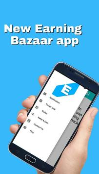 Earning Bazaar poster