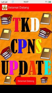 TKD CPNS 2018(Soal dan Jawaban) poster