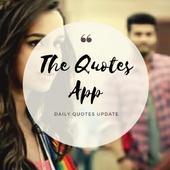 The Quote's App icon